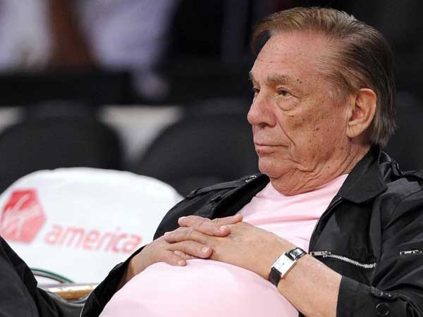 Donald Sterling, radiato dalla NBA