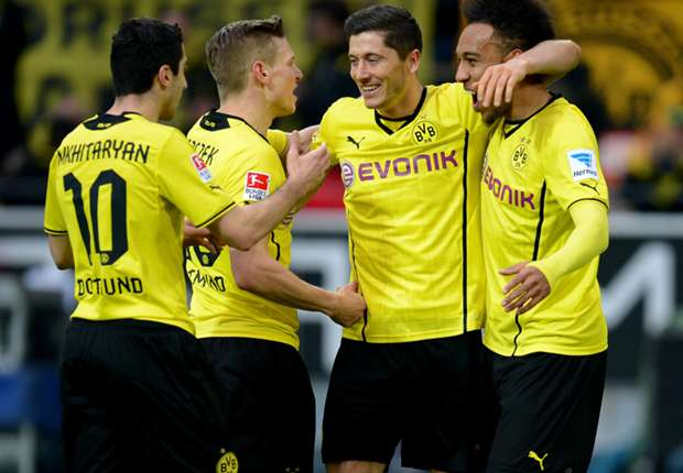 Leverkusen-Dortmund 2-2