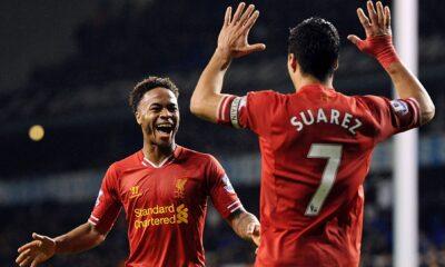 Liverpool a un passo dal titolo sulle ali di Sterling e Suarez.