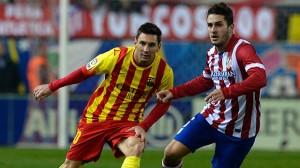 Barcellona fuori dalle migliori quattro in Europa
