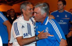 Mourinho al Chelsea e Ancelotti al Real Madrid