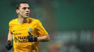 Romulo, centrocampista dell'Hellas Verona