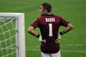 Francesco Bardi, portiere del Livorno
