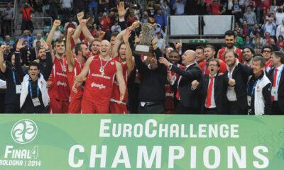 Reggio Emilia vincitrice dell'ultima EuroChallenge