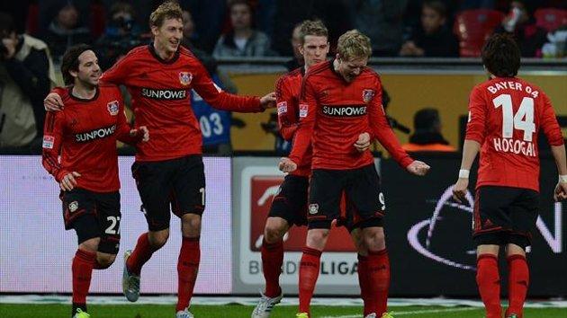 Il Bayer Leverkusen sogna il quarto posto in Bundesliga