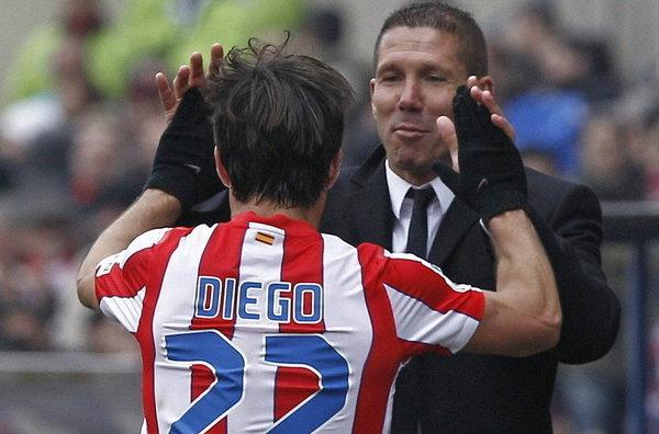 Diego titolare a sorpresa in Atletico Mardid-Chelsea. Segui la Diretta streaming