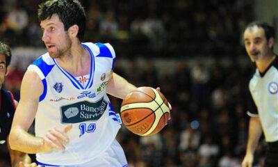 Drake Diener, cestista della Dinamo Sassari