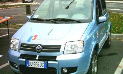 City-car: fiat panda ad idrogeno