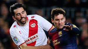 Jordi Figueras, Lionel  Messi; protagonisti nel bene e nel male  di Barcellona-Betis