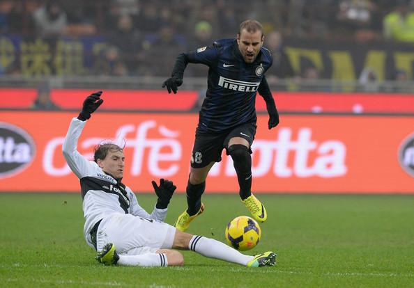 Gabriel Paletta, protagonista in negativo in Parma-Inter