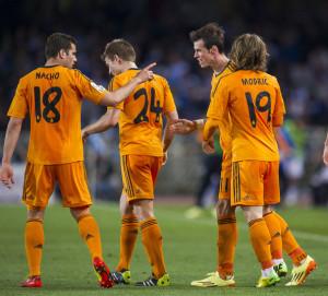Gareth Bale ancora a segno nel 4-0 del Real Madrid sulla Real Sociedad