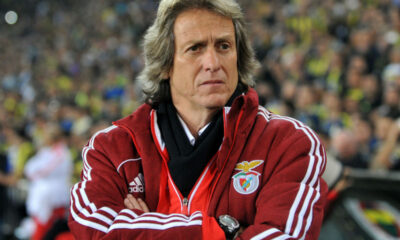 orge Jesus,ha buttato fuori la Juventus dall'Europa League con il Benfica