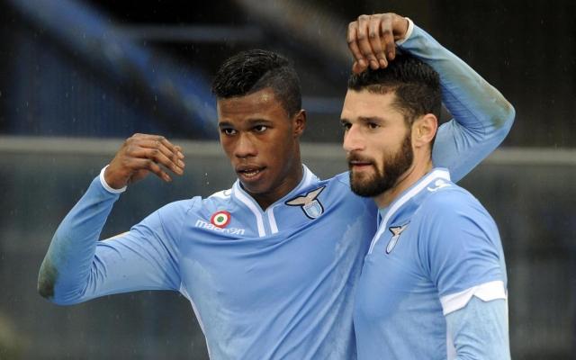 Lazio-Sampdoria, Keita e Candreva migliori in campo
