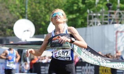 Claudia Gelsomino maratoneta italiana
