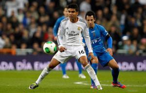 Mercato Inter, Casemiro con la maglia del Real Madrid