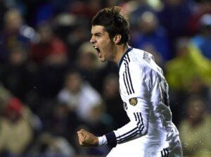 Alvaro Morata, obiettivo di mercato della Juventus