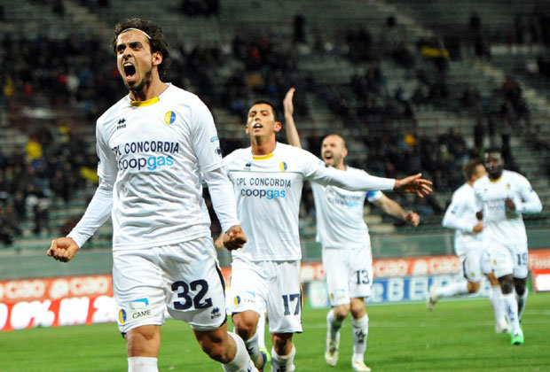 Pablo Granoche, punta di diamante della nostra top 11 di Serie B per la 33esima giornata