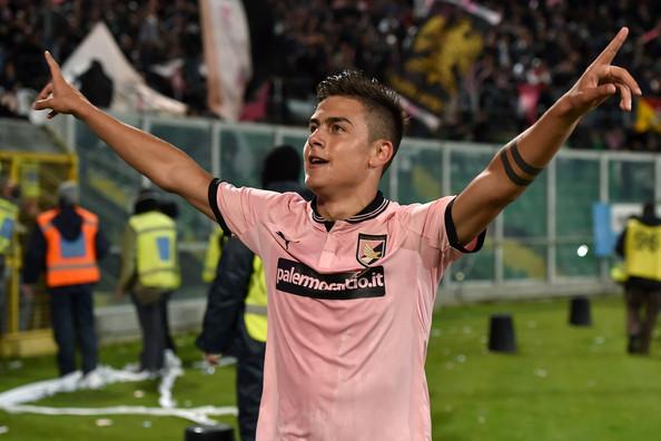 Paulo Dybala, asso del Palermo e ottima arma per l'attacco del fantacalcio