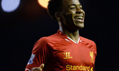 Raheem Sterling, man of the match contro il Norwich