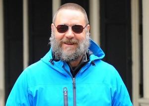 moda: Un barbuto Russel Crowe
