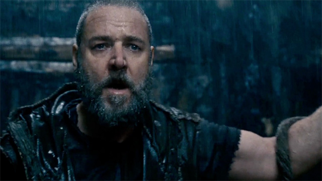 Russell Crowe interpreta Noah