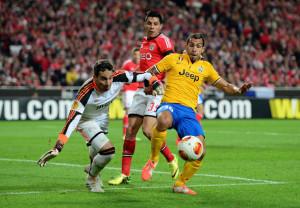 Carlos Tevez, attaccante della Juventus