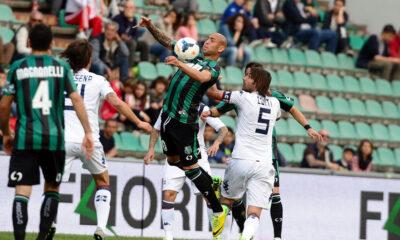 Simone Zaza, attaccante del Sassuolo