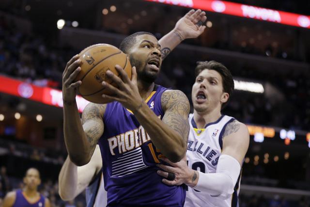 Memphis Grizzlies -Phoenix Suns, Western Conference Nba, SportCafe24
