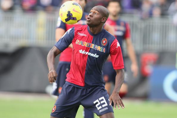 Victor Ibarbo, nuovo attaccante della Roma