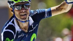 Alejandro Valverde dovrà far ricorso a tutta la sua esperienza per salire sul podio di Parigi