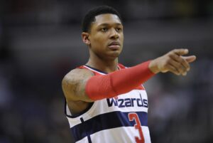 Bradley Beal, guardia degli Washington Wizards