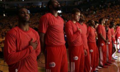 Dopo la decisione dell'Nba su Donald Sterling i Clippers rispondono sul campo passando in vantaggio nella serie.