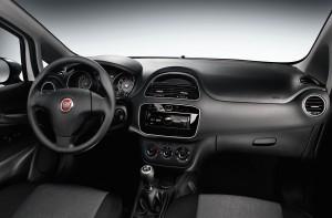 """Gli interni della nuova Fiat Panda """"Young"""""""