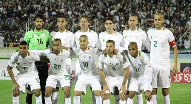l'unidici tipo dell'Algeria