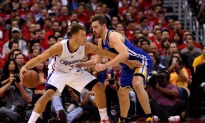 Griffin strascina i Clippers in vantaggio nella serie sui GSW.