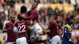 Roma-Parma 4-2