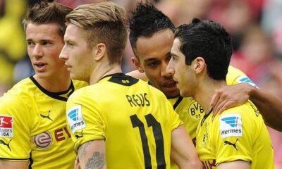 Bundesliga: Il Borussia travolge il Bayern Monaco
