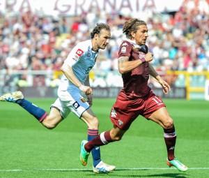 Torino-Genoa 2-1: Cerci firma un gol spettacolare proprio nel finale
