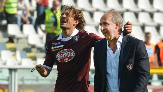 Alessio Cerci felice ai tempi del Torino di Ventura