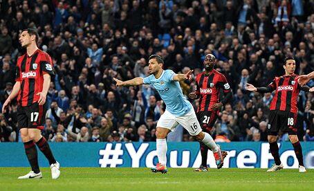 City-Wba 3-1: Aguero autore di un gol nel match di ieri