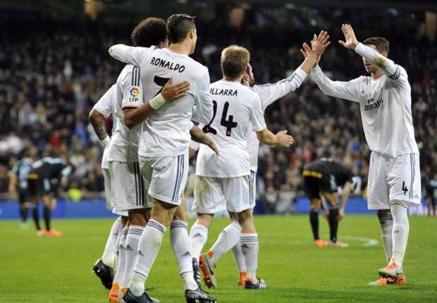 Real Madrid-Osasuna: la gara di andata terminò 2-2