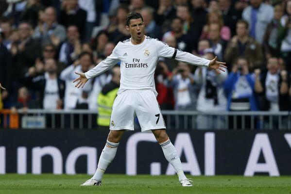 Real Madrid-Osasuna 4-0: Ronaldo firma due capolavori