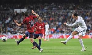 Real Madrid-Osasuna 4-0: Cristiano Ronaldo fa il fenomeno