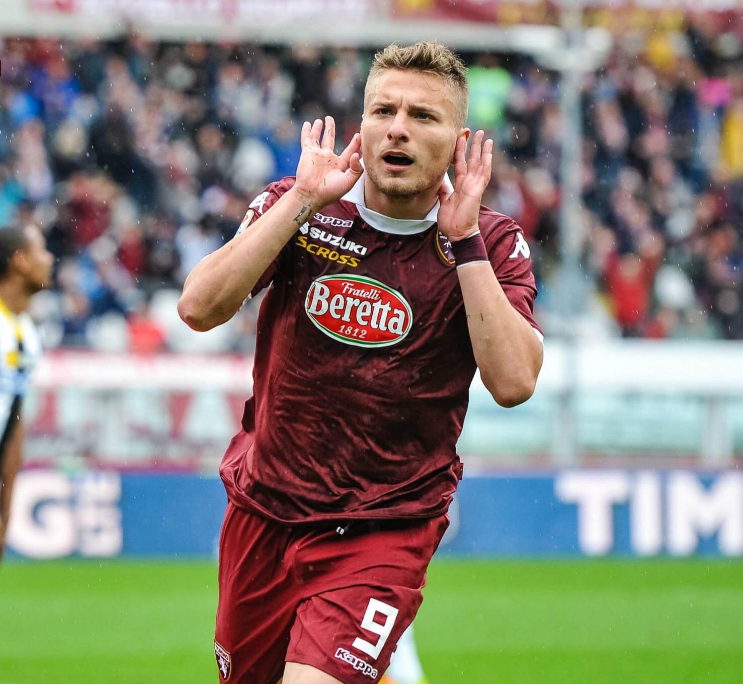 Pagelle Torino-Udinese 2-0: Re Ciro Immobile segna ancora