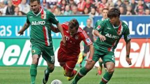 Bundesliga 29^ giornata: Bayern ko con l'Ausburg