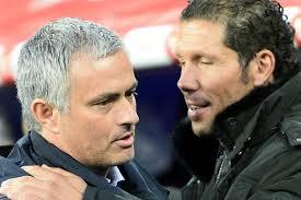 Simeone e Mourinho, legati dal passato neroazzurro