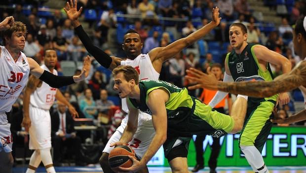 Malaga-Milano, basket