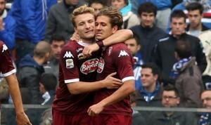 Immobile e Cerci i nuovi gemelli del gol del Torino