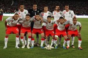 La nazionale marocchina, possibile futuro di Trapattoni