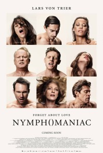 "Cinema: La locandina del film ""Nymphomaniac"""
